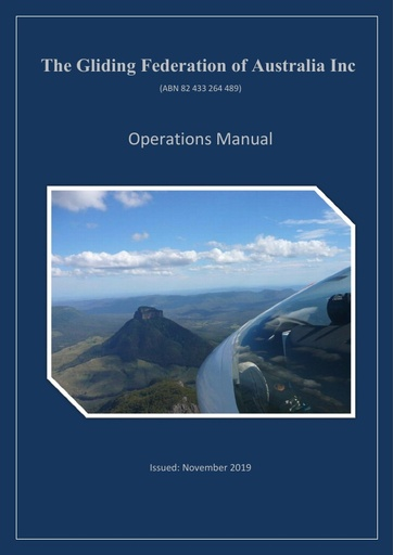 GFA Operations Manual