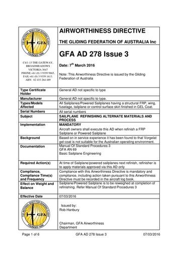 Gfa ad 278 issue 3 2016 03 7